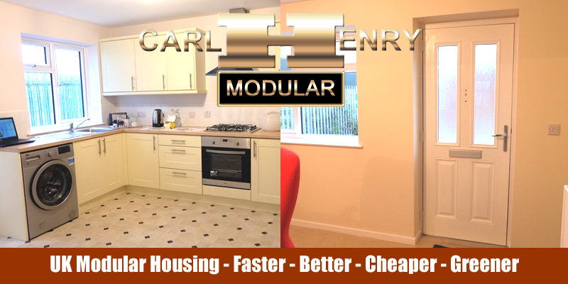 Carl Henry Modular UK Housing